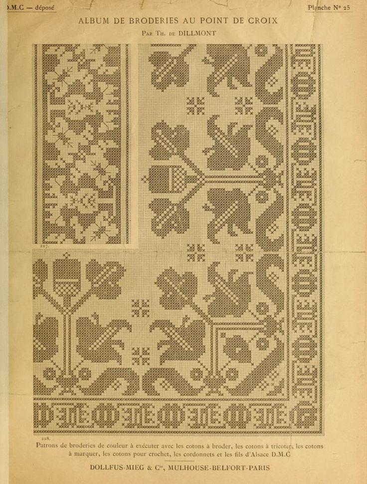 Album de broderies au point de croix Volume I - (57 of 96)