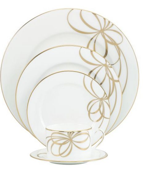 Belle Boulevard 5 piece setting by kate spade...YES PLEASE