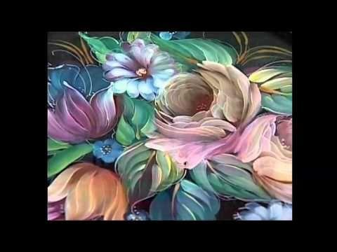 Rosas Zhostovo
