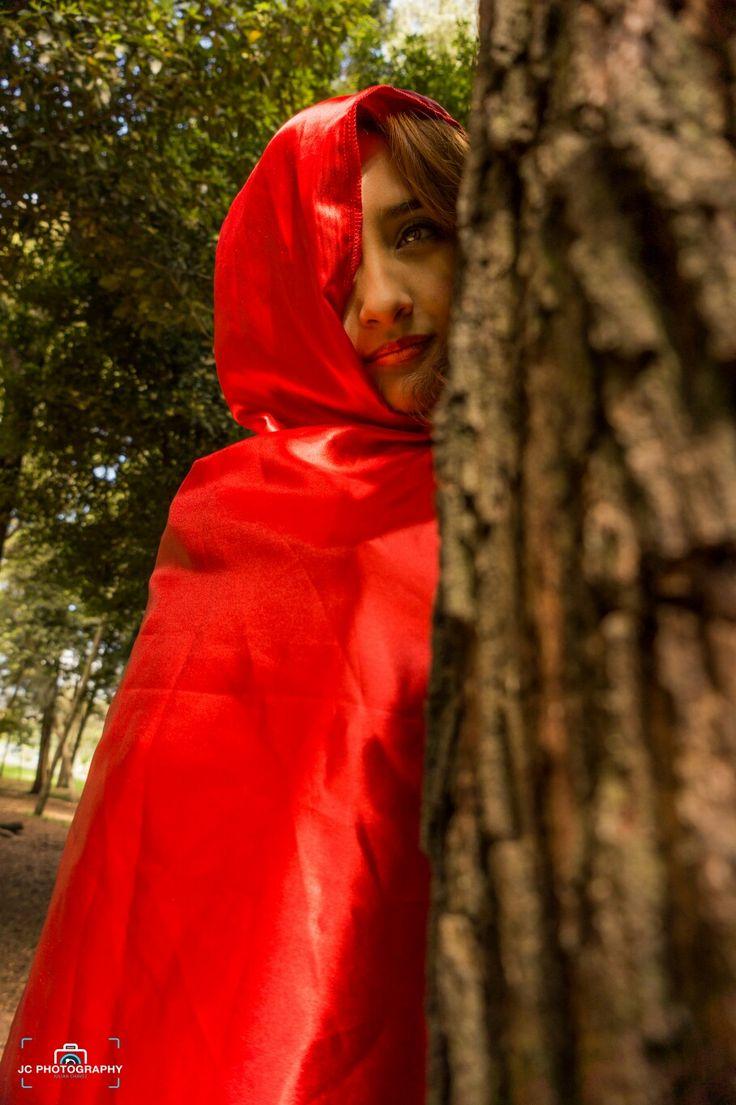 Caperuza Roja #foto #pasion #jcphotography