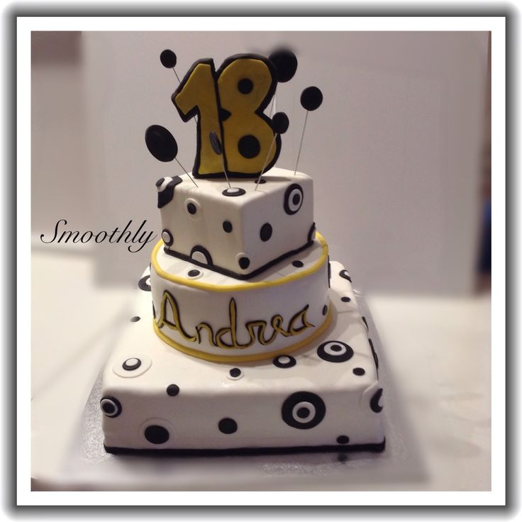 Per i 18 anni di Andrea by smoothly