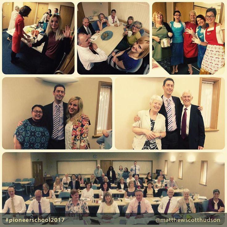 The classmates and helpers #pioneerschool2017 #pioneerschool #jw #jwpioneer #middlesbrough