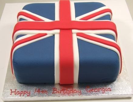 Best 20 Union Jack Cake Ideas On Pinterest British