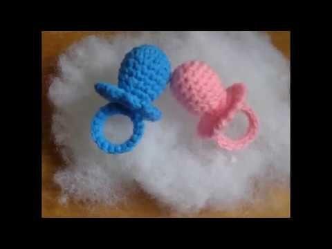Carriola Souvenir tejido a crochet para baby shower | PASO A PASO - YouTube