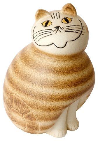 LISA LARSON CAT(リサラーソン キャット)ブラウンもまかわいい~