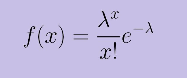 How to Calculate the Variance of a Poisson Distribution