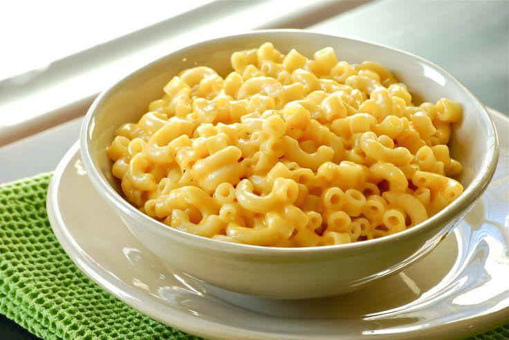 Stovetop Macaroni & Cheese: Alton Brown, Stovetop Macaroni, Mac Cheese, Chee Recipes, Blue Boxes, Macaroni And Chee, Comforter Food, Macaroni Cheese, Cheese Recipes