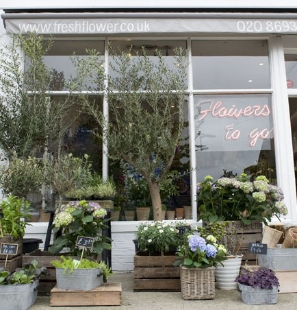 Excellent florist in east Dulwich London