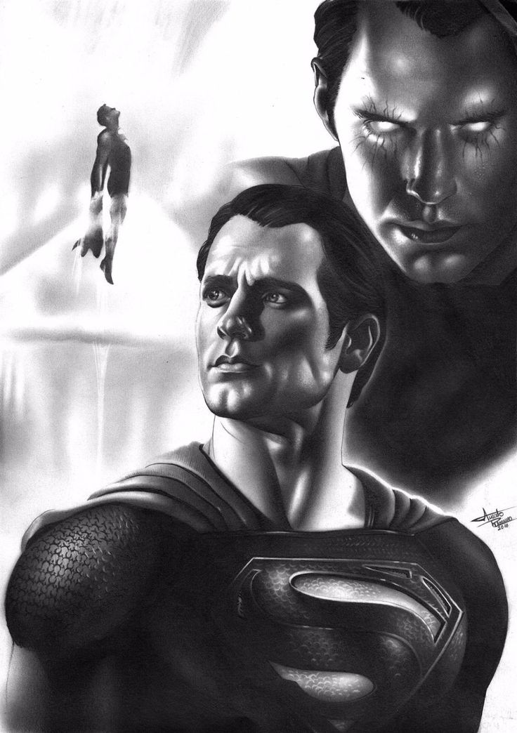Man of Steel by Augusto Ramalho