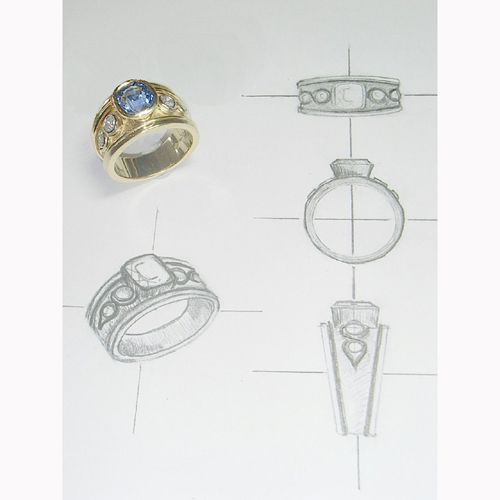 31 Best Drawing Jewelry Images On Pinterest | Drawing Classes Drawing Lessons And Drawing ...