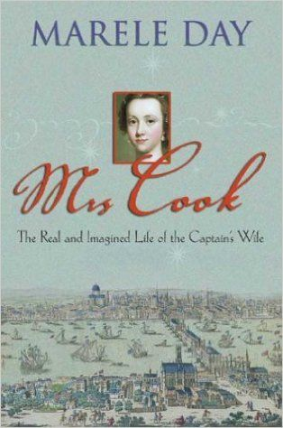 In the novel  the author imagines Elizabeth Cook making Cook's waistcoat in the Library's collection: 'The silk thread was of the finest quality, and had the sheen of freshly washed hair, combed so that each strand was separate. It was smooth to touch, as Elizabeth imagined the hair of South Seas women to be. Smooth also was the cloth from which she would fashion the vest, once the embroidery was finished. It was not linen or English wool, but exotic tapa cloth from Tahiti.'
