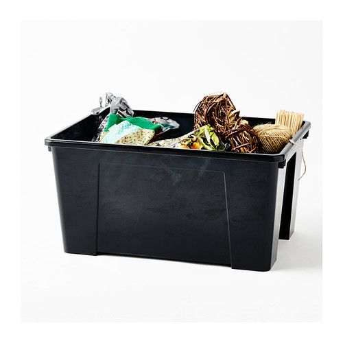 stunning samla box black ikea with boite ikea samla. Black Bedroom Furniture Sets. Home Design Ideas