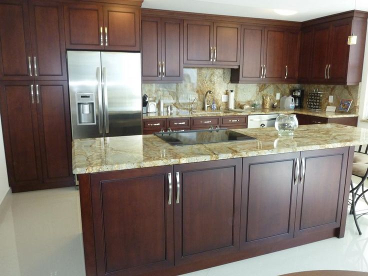 Contemporary Refacing Kitchen Cabinets Miami With Cherry Wood Inside Ideas For Pictures