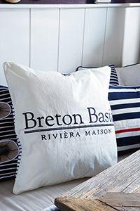 Poszewka Breton Basic  BELT 60X60CM