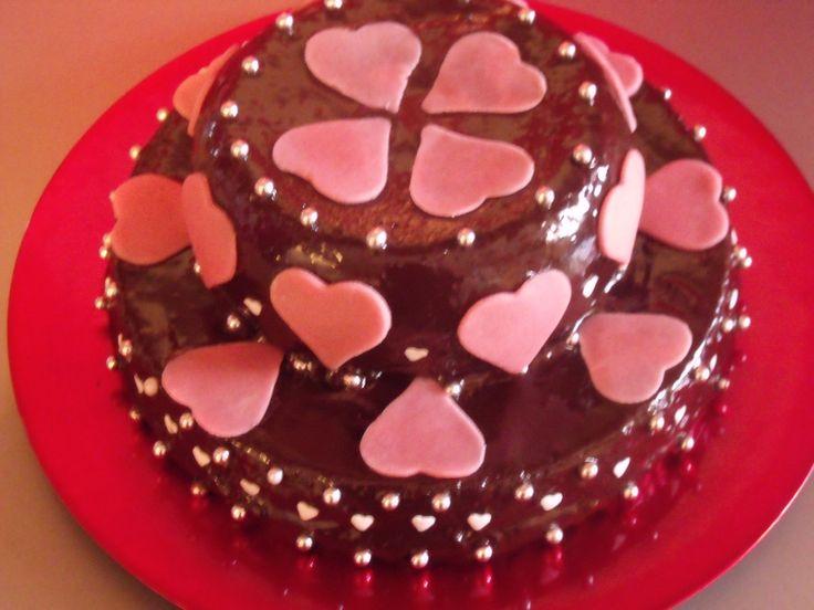 l'une des meilleures recettes de gâteau au chocolat: n'hésitez pas à la commenter une fois que vous l'avez essayée!