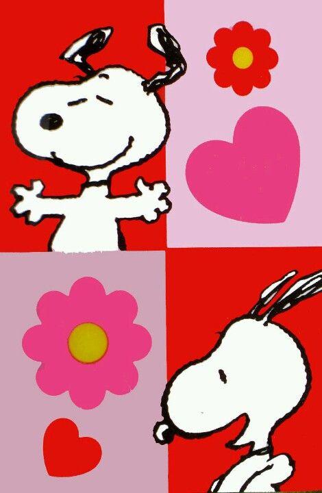 snoopy love <3 <3
