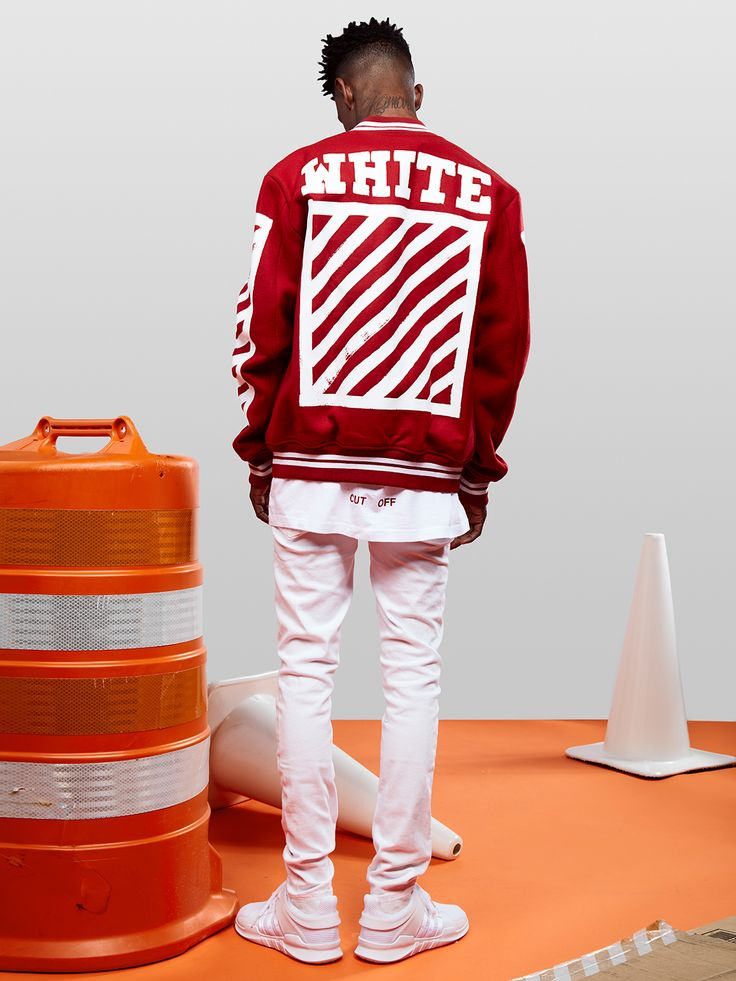 21 Savage Stars in Lookbook Modeling Virgil Abloh's Off-White ...