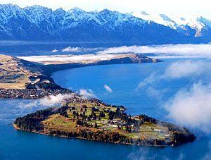 Queenstown Golf Club, Queenstown, New Zealand