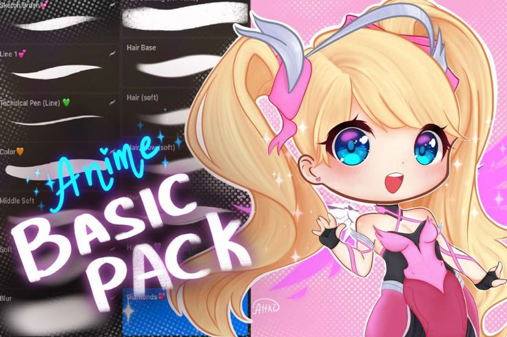 40++ Anime effect brushes procreate trends