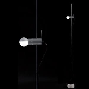 """Agnoli 387"" floor lamp by Tito Agnoli for Oluce."