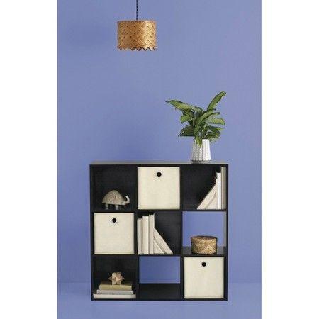 mainstays 9 cube organizer instructions