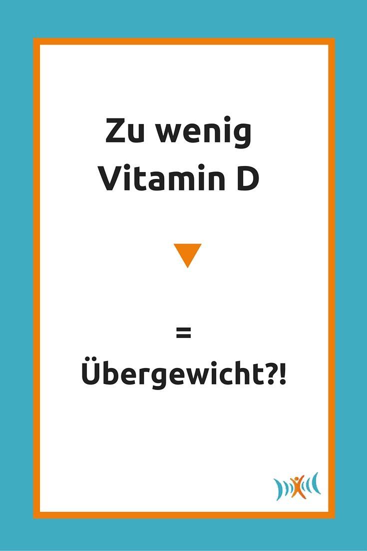 Nach neuesten Studien wird ein Zusammenhang zwischen einem Vitamin D-Mangel und Übergewicht feststellt. Lesen Sie hier, wie Sie Ihren Vitamin D-Wert testen lassen können und welche Werte Sie anstreben sollten, um nicht nur abnehmen zu können sondern um langfristig Ihre Gesundheit zu erhalten. Hier alles dazu: http://www.martinaleukert.de/zu-wenig-vitamin-d-uebergewicht/