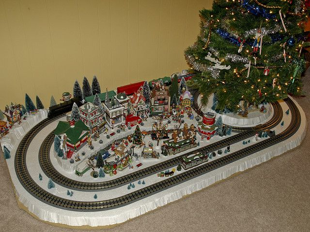 Christmas Toy Train : Best images about o gauge trains on pinterest