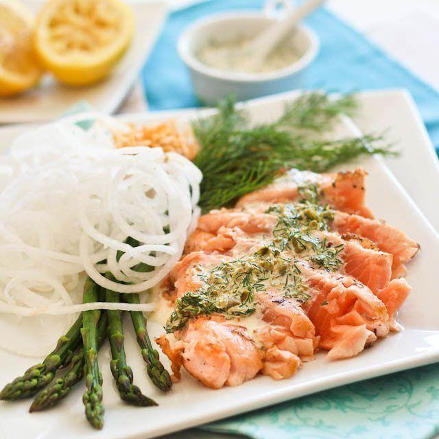 Salmon Cakes Recipe Paula Deen: 1000+ Ideas About Lemon Dill Sauce On Pinterest