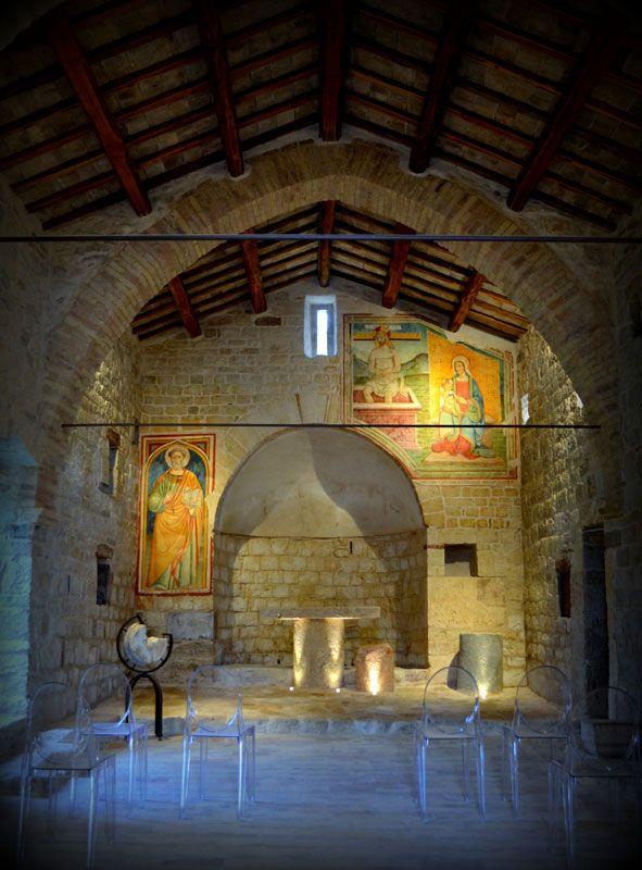 Trevi | San Pietro A Pettine
