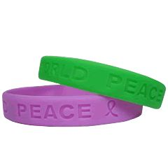 Gallery - charity wristbands from i4c Publicity Ltd, one of the leading providers of high-quality promotional merchandise.  http://i4cpublicity.co.uk/