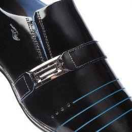 Sapato Premier Gold Verniz - Loja Rafarillo - Loja Rafarillo