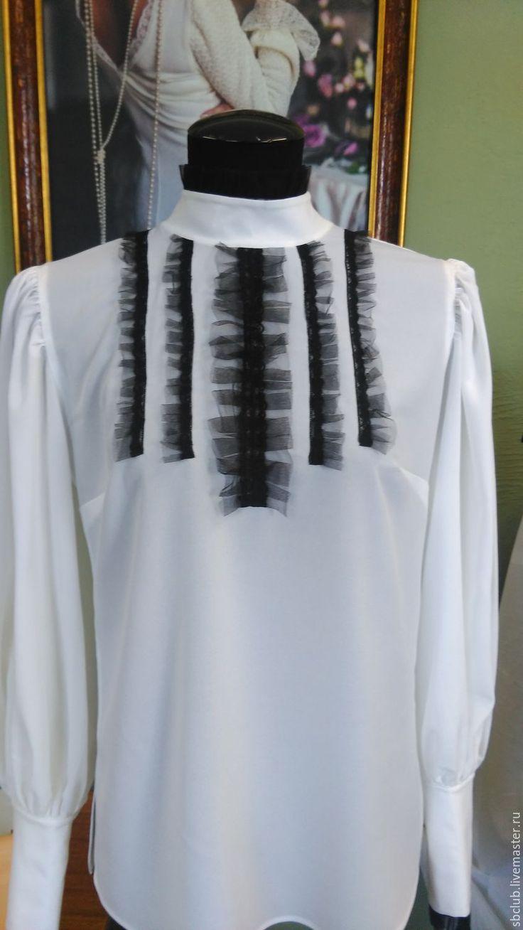 Купить Стимпанк костюм викторианский стиль - чёрно-белый, однотонный, стимпанк, стимпанк стиль