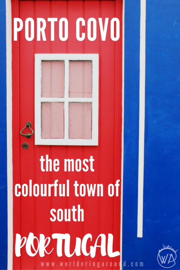 """Porto Covo the most colourful town of south Portugal, check why you need to put it on your """"must see"""" list. Hidden gem of south west Portugal, located on the way to Lisbon. 