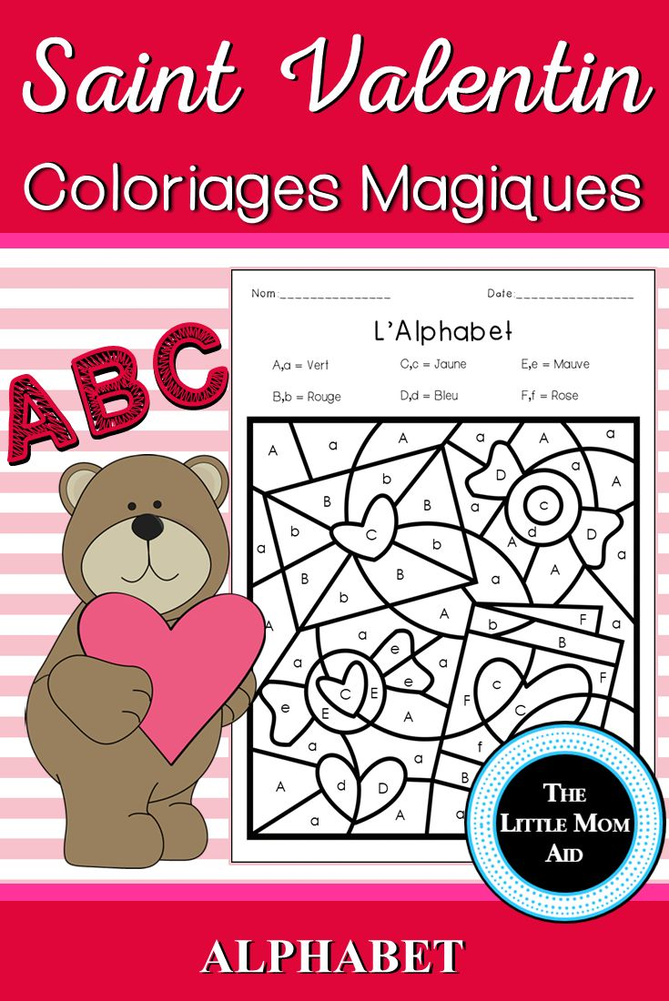 valentine coloring pages french - photo#30