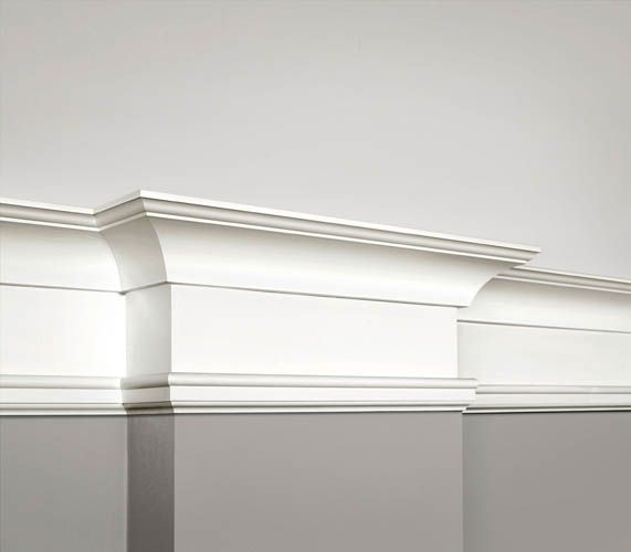 Craftsman Style Crown Moulding