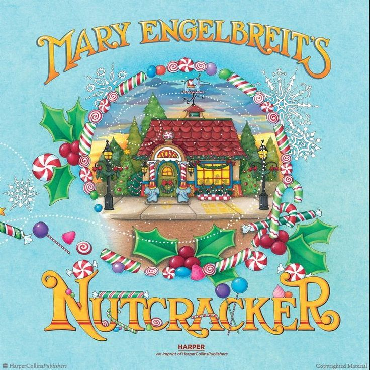 Images of Top Mary Engelbreit Christmas - #CALTO