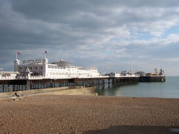 South Coast Promenades - Worthing to Brighton - Map | Sustrans