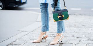 Fashion glamorous: 10 Kitten Heels to strive A heel you could absolut...