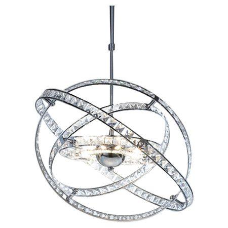 Eternity 10-Light Pendant