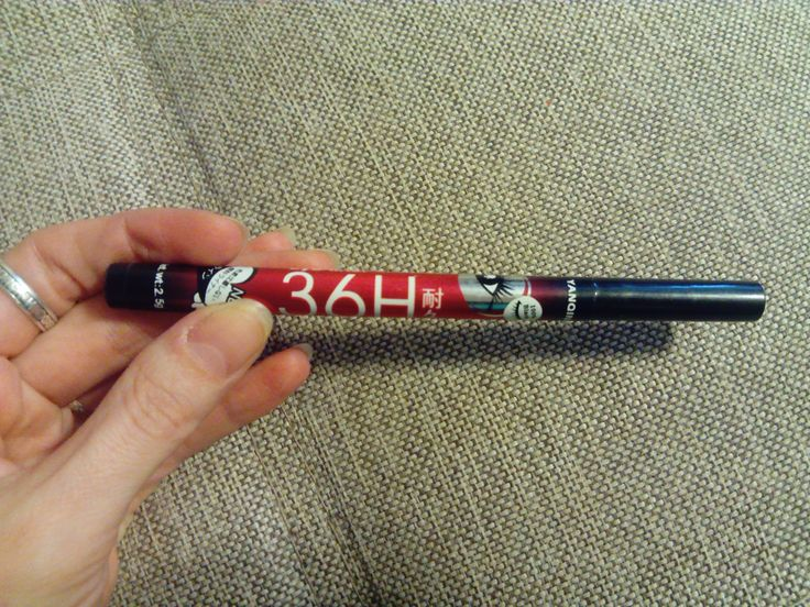 Black Waterproof Long-lasting Liquid Eyeliner Pencil Pen Eye Liner Makeup Tools Aliexpress