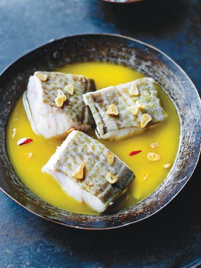 Resep: Kabeljou met knoffel-en-rissiesous | Netwerk24.com