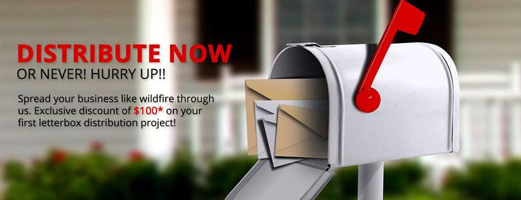Get maximum exposure and turn you prospect into real customers with our letterbox distribution in Brisbane. We execute all #flyer and #letterbox #distribution campaign all across #Brisbane.