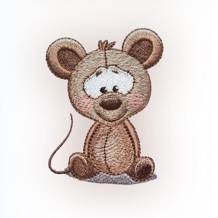 Süße Maus-Stick-Design von LittleBlessingTC auf Etsy Studio