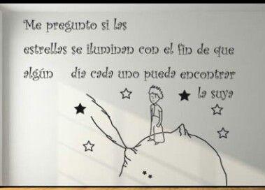 :'3 o si cada uno tiene una estrella por la cual brillar ...