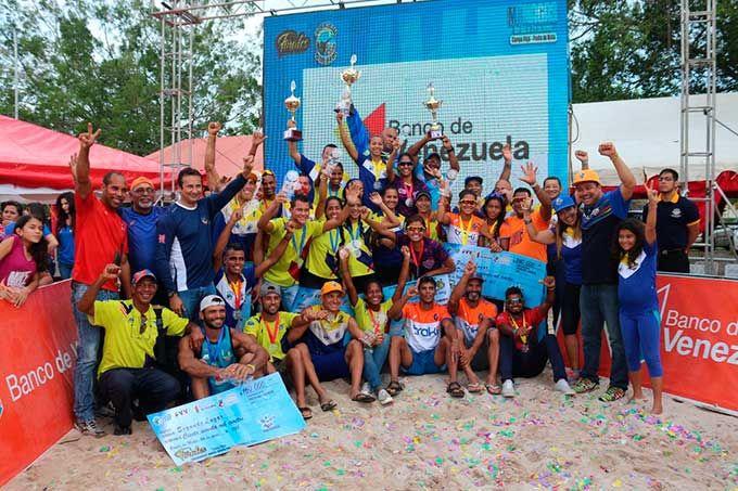 Deportivo Guarapiche campeón de la Liga Venezolana de Voleibol de Playa #Deportes #Ultimas_Noticias