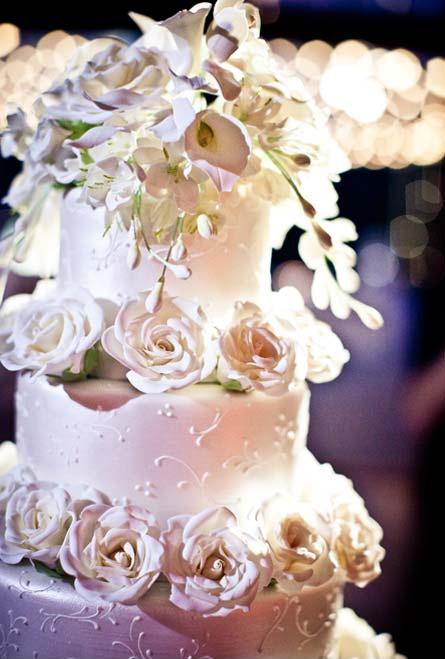 ... de mariage des trucs de mariage gâteau de mariage wedding cake 1