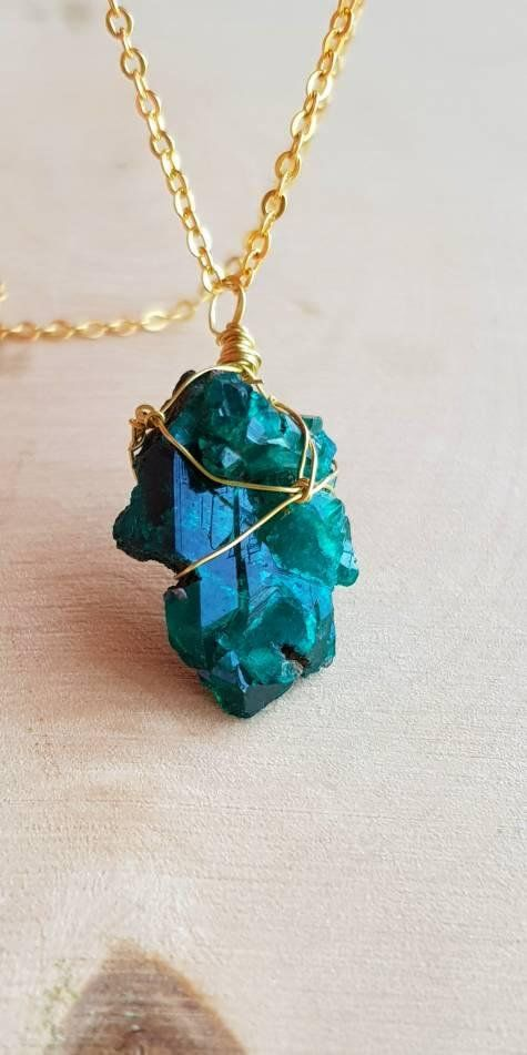 Dioptase necklace dioptase pendant dioptase jewelry raw dioptase dioptase necklace dioptase pendant dioptase jewelry raw dioptase crystal green gemstone necklace unisex gift for husband gift for wife gift all bohemian aloadofball Choice Image