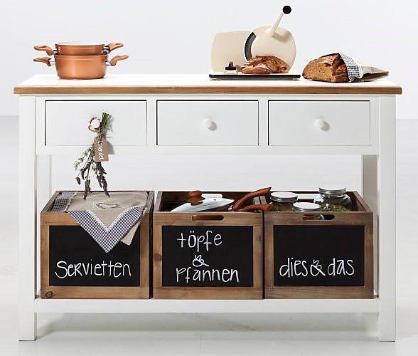 17 best ideas about deko trends küche on pinterest | küchendesign ... - Anrichten Küche
