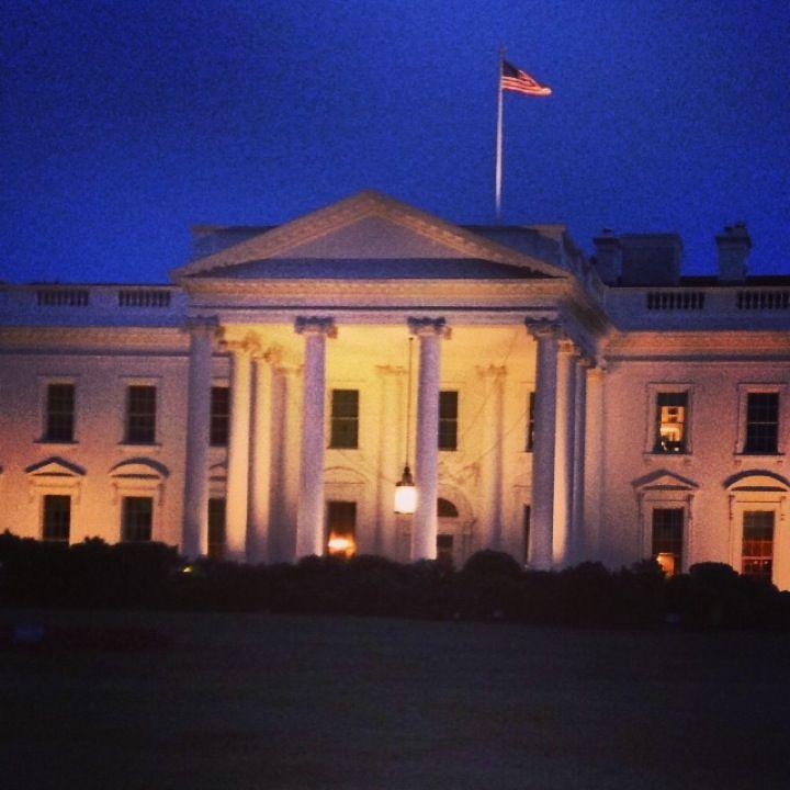 The White House nel Washington DC, D.C.