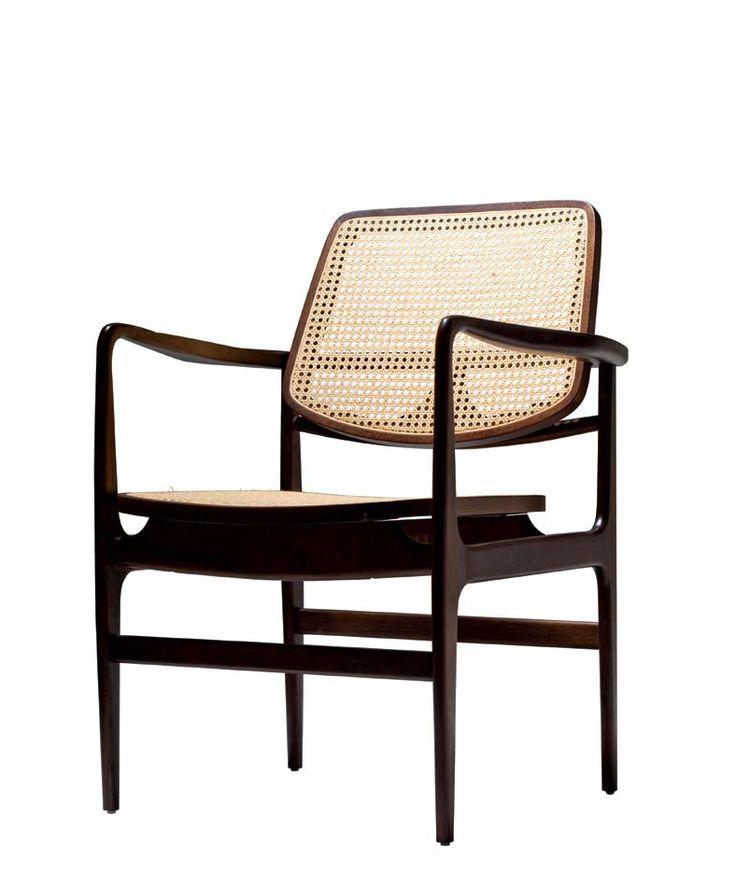 Oscar Chair By Sérgio Rodrigues Um Clássico!